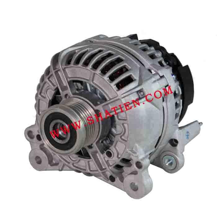 vw 1.4T alternator ca1985ir 0124525038 03C903023a