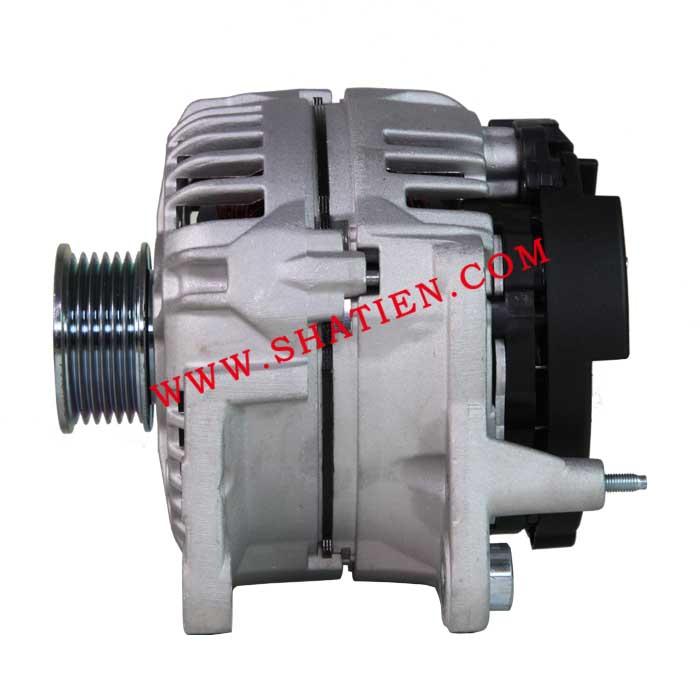 2013款新桑塔纳发电机110A,04E903023P,F000BL0677