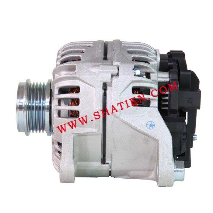 奥迪A4 A6 1.8T发电机120A CA1759IR 0124515025