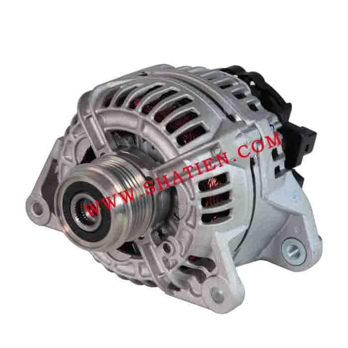 奥迪a4 a6c5 1.8t发电机0124515025,CA1759IR