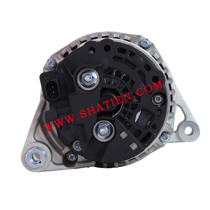 奧迪A4 A6 1.8T發電機120A CA1759IR 0124515025