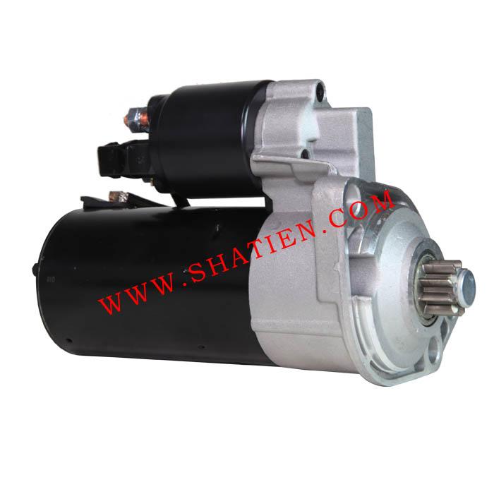 Jetta diesel starter 17725N 0001124003 020911023P