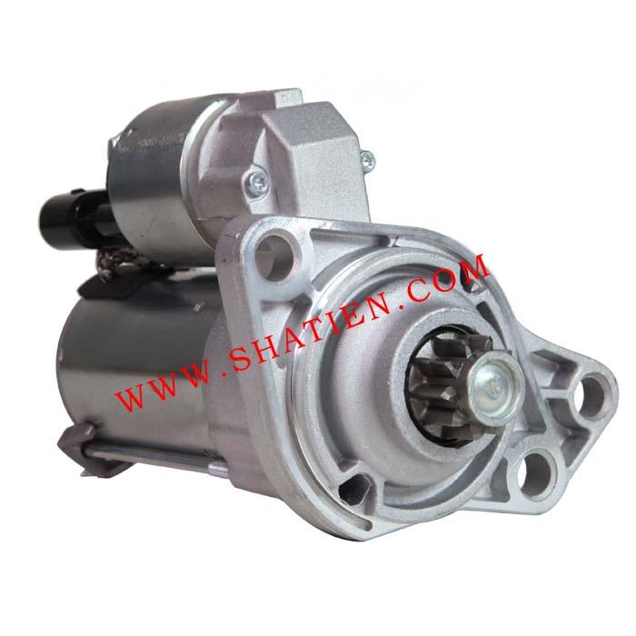 宝来起动机10齿1.4KW(圆插头) D6GC350