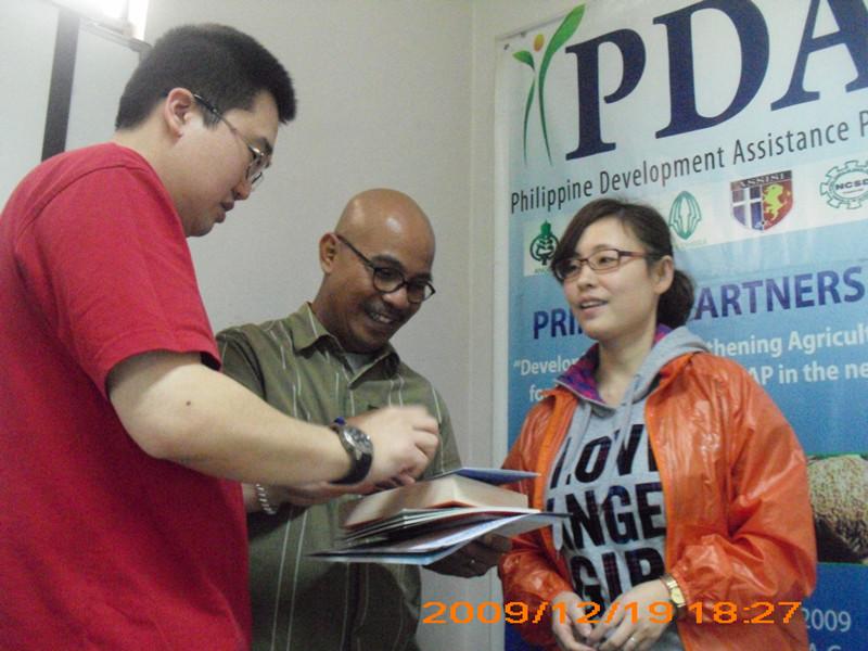 李莉莎老师菲律宾学习交流
