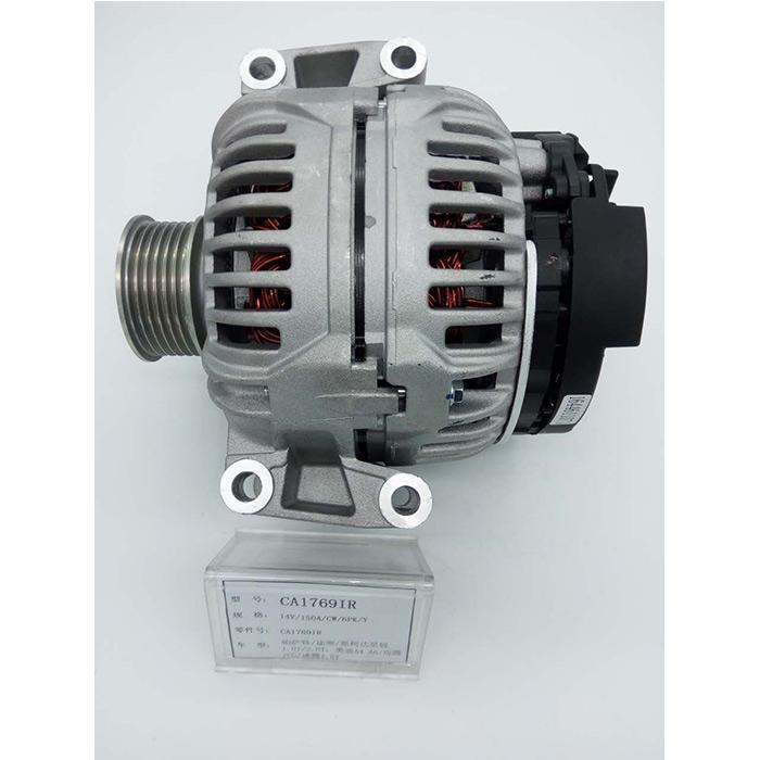 奧迪A4 C5 1.8T發電機CA1769IR,0124515053