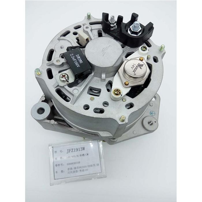 桑塔纳2000发电机,99新秀发电机,14396,026903015B