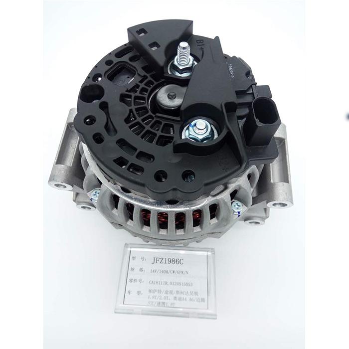 斯柯达昊锐1.8T/2.0T发电机140A,CA1811IR