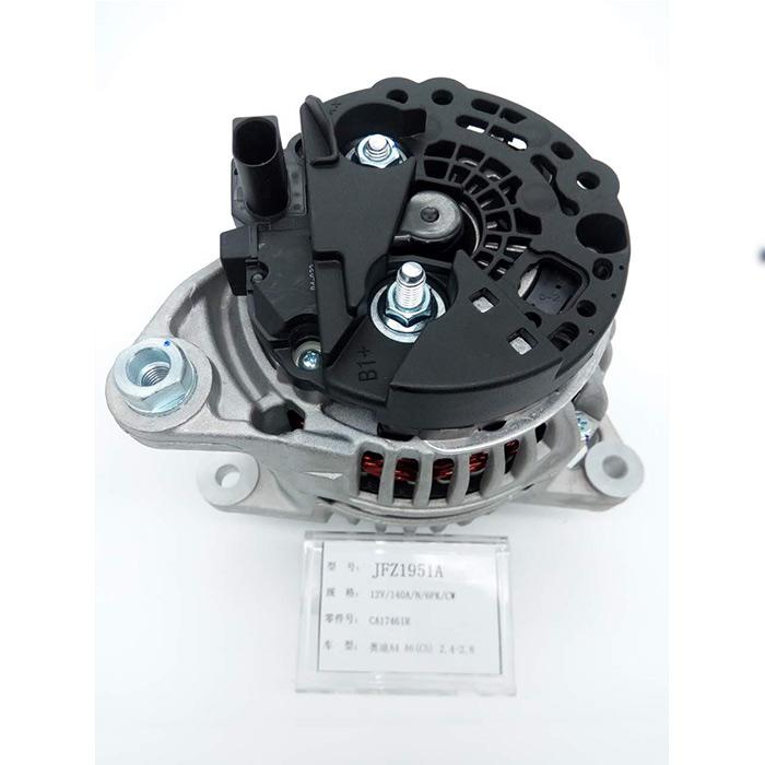 奧迪2.4 2.8發電機140A,CA1746IR,0124525008