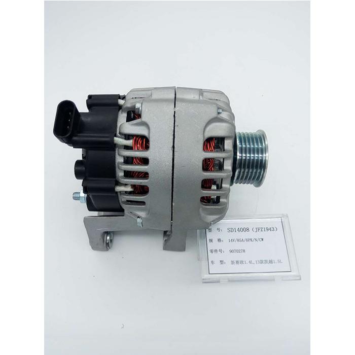 法雷奥发电机9070278适用于新赛欧1.4L/凯越1.5L