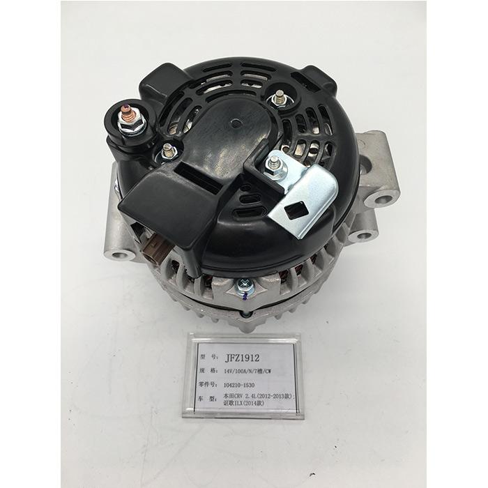電裝發電機104210-1530適用于本田CRV/謳歌2.4L