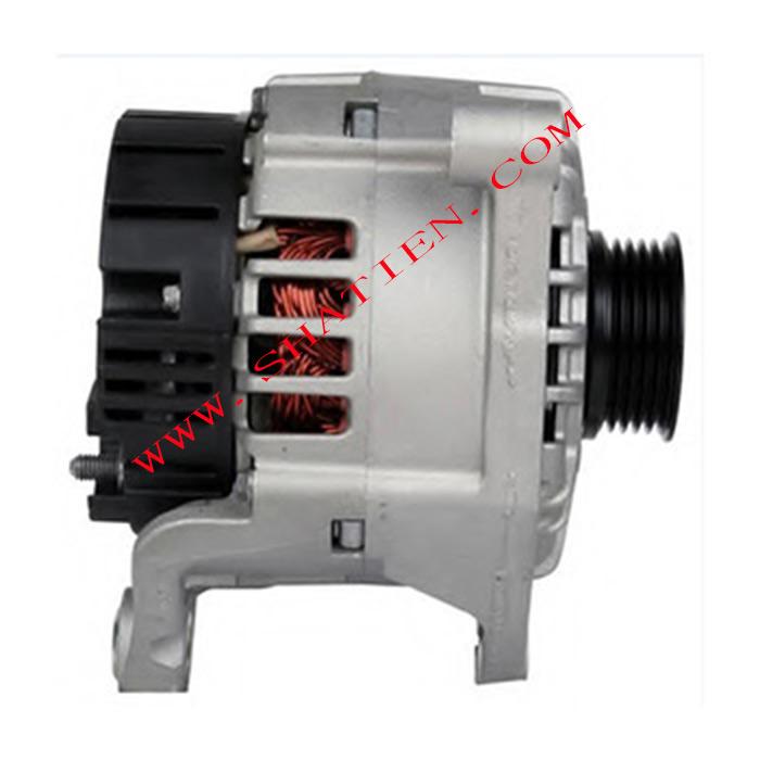 奧迪A4發電機-A6發電機-CA1664IR-0124515030