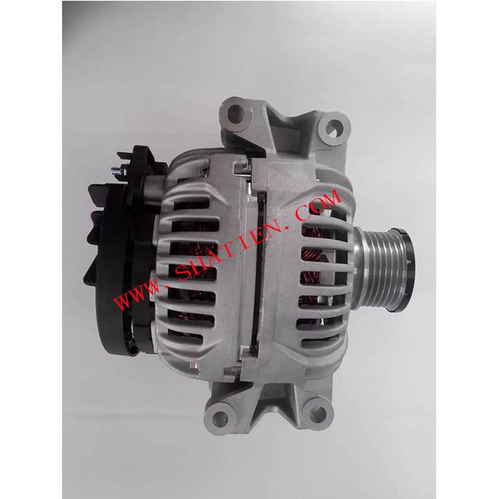 奔驰柴油车发电机CA1481IR,0123510082