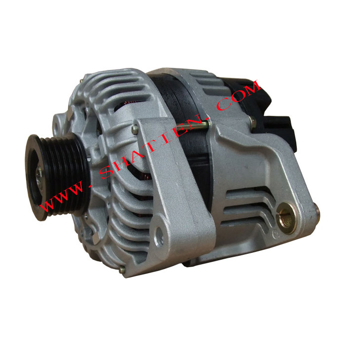 赛欧1.6L发电机90A,5498776,SD14006