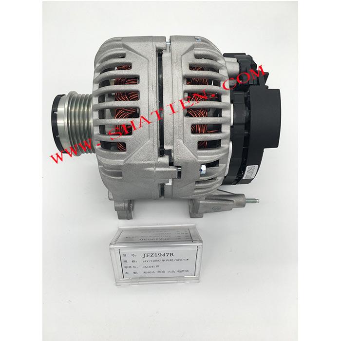 博世发电机CA1541IR适用于斯柯达 奥迪 大众 帕萨特