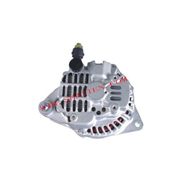 马自达3 1.6L发电机ZJ0118300,A2TC0091,DRA0169