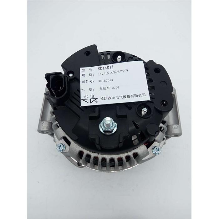 法雷奥发电机TG16C014适用于奥迪A6 2.0T
