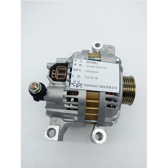 三菱发电机L3P918300A适用于马自达6 M6