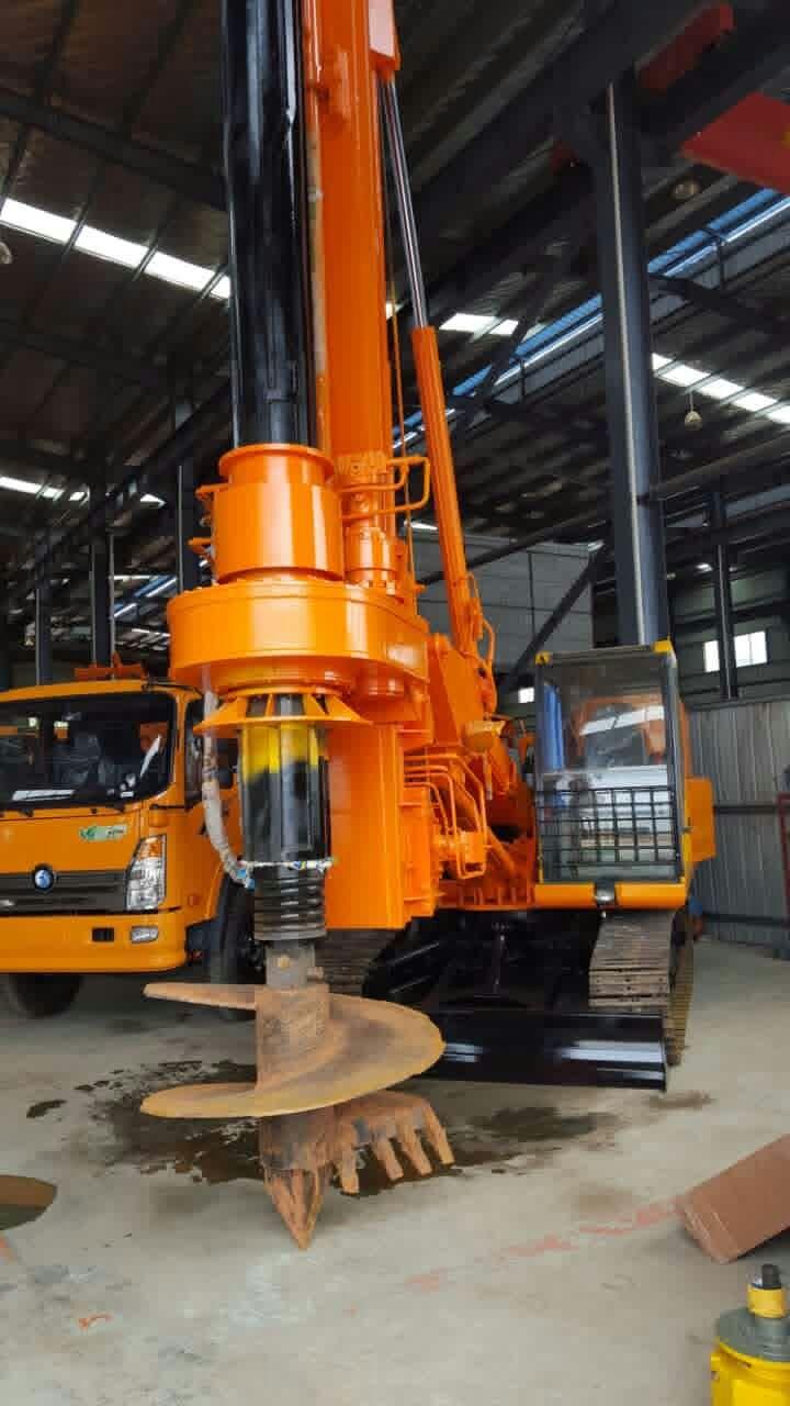 湖南宇泰重工,您身边的小型旋挖钻机厂家