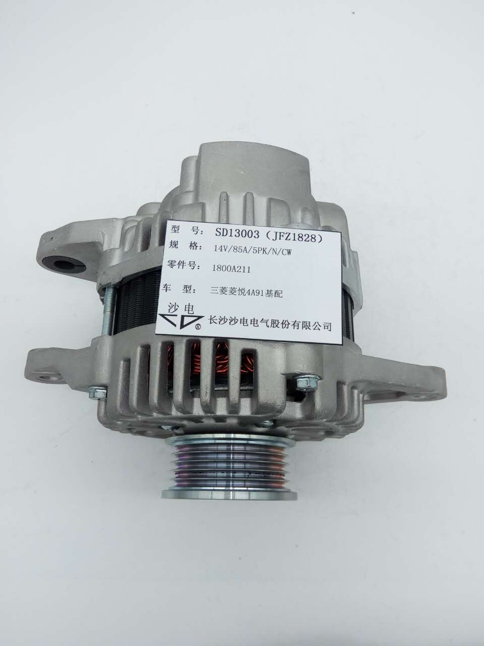 东南V3菱悦发电机1800A211三菱4A9发电机