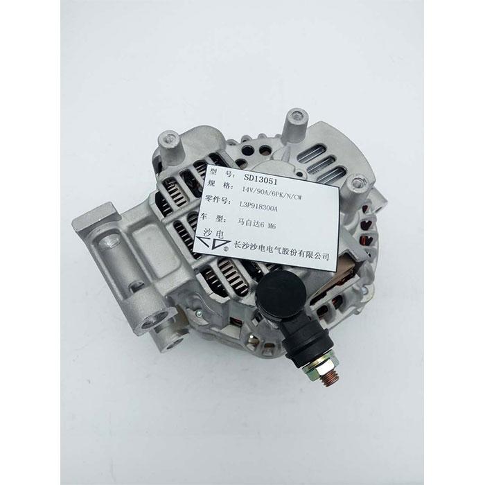 马自达6发电机A3TG0091,JA1705IR,L3P918300A