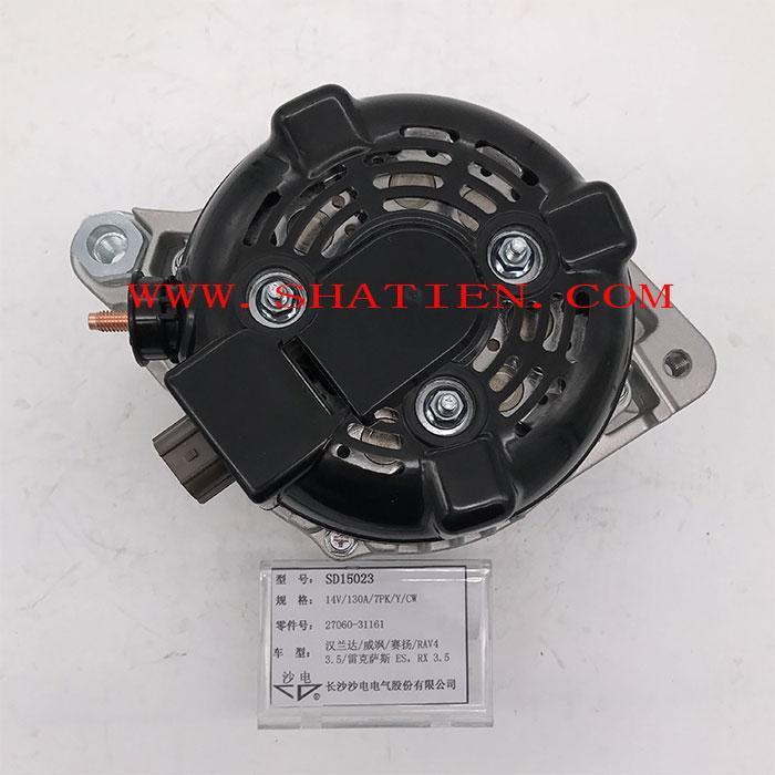 电装发电机1042102140适用于丰田汉兰达/威飒/RAV4/塞纳/雷克萨斯ES RX 350