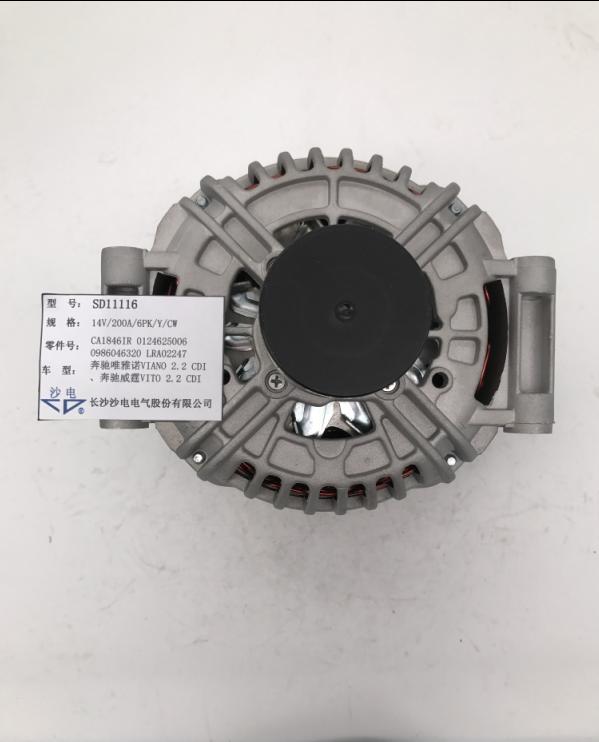 唯雅诺威霆2.2发电机0986046320,LRA02247,0121547902A,SD11116