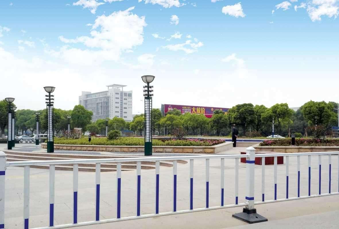 锌钢道路护栏系列 SY—HL—05_参数_规格_价格_厂家