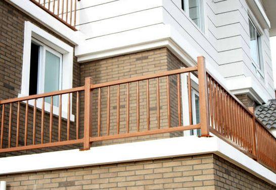 长沙锌钢阳台护栏系列