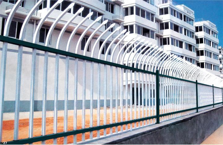 锌钢栅栏系列 SY—WL—04_参数_规格_价格_厂家