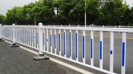 长沙锌钢道路护栏系列 SY—HL—05_参数_规格_价格_厂家