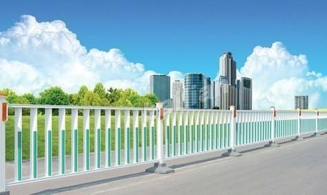 湖南锌钢道路护栏系列 SY—HL—05_参数_规格_价格_厂家