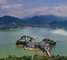 长沙狼牙郴州东江湖拓展基地