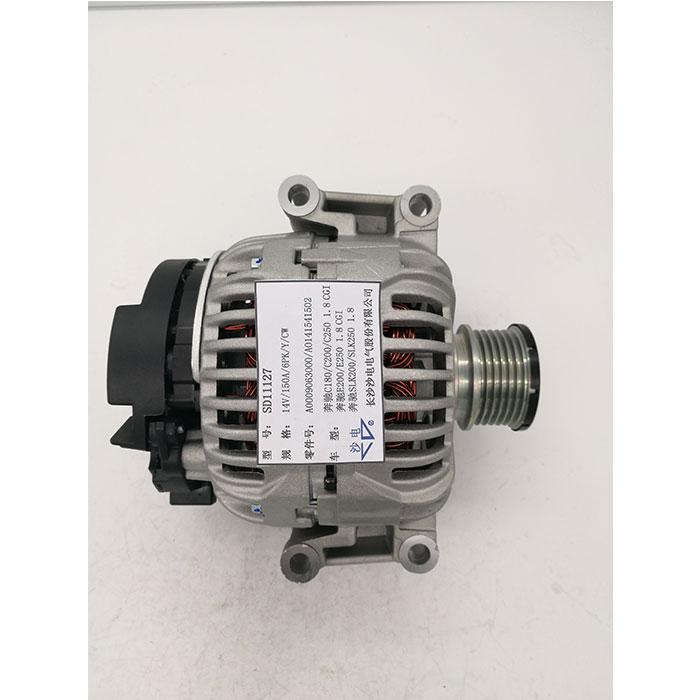 博世发电机TG15C133,SD11127奔驰C180/C200/C250/E200/E250/SLK200/SLK250