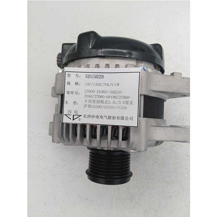 皇冠锐志2.5发电机27060-OP183,27060-31060