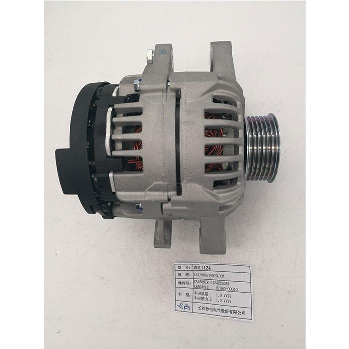 威姿雅力士1.0发电机CA1889IR,SD11124,0124225051