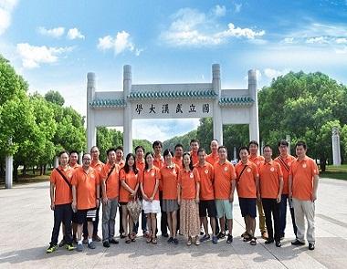 武汉大学经济与管理学院2003级研究生金融3/4班毕业10周年同学聚会