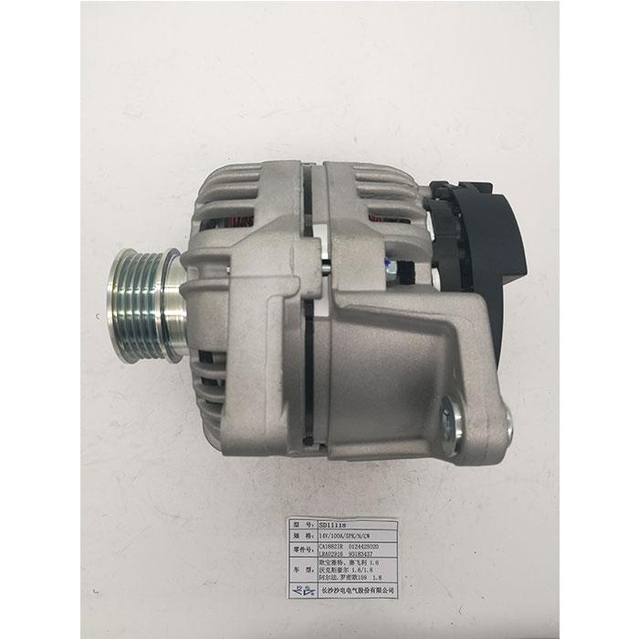 雅特赛飞利1.6发电机CA1882IR,0124425020,SD11118