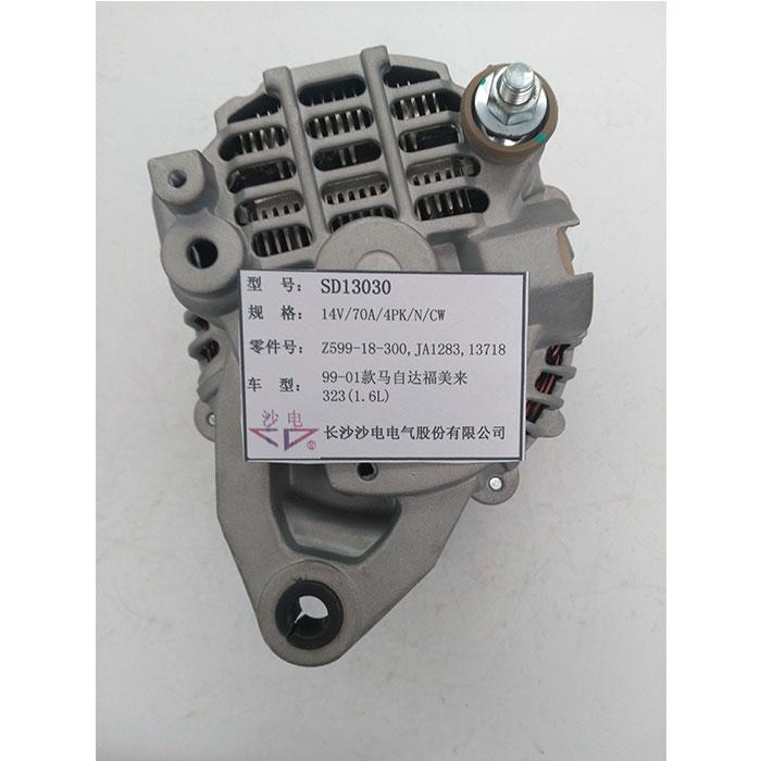 马自达323 1.3 1.4 1.5发电机SD13030,MZ59918300