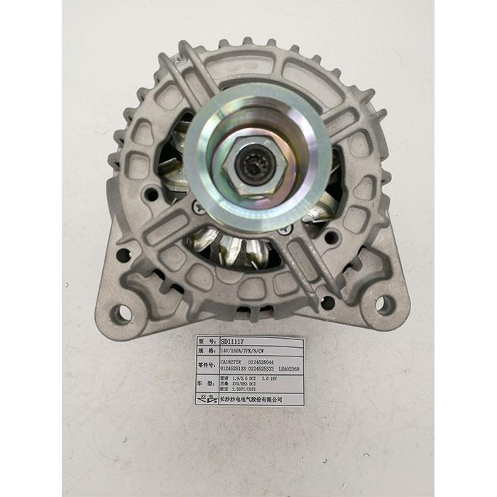 尼桑X70发电机X83 DCI发电机0124525133,SD11117