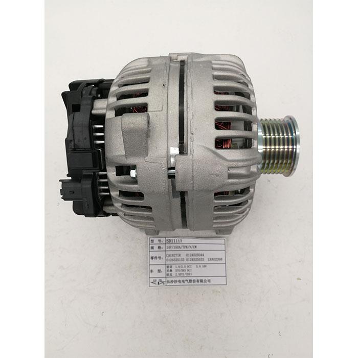 雷诺2.5DCI发电机2.0 16V发电机0124525044,SD11117