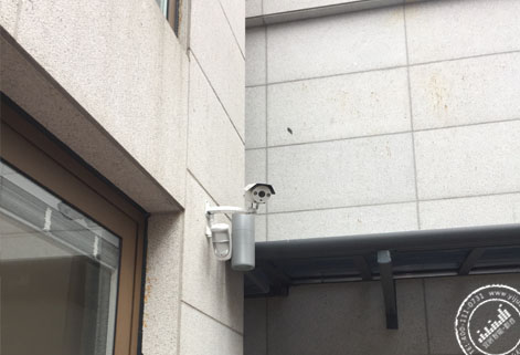 智能安防监控系统