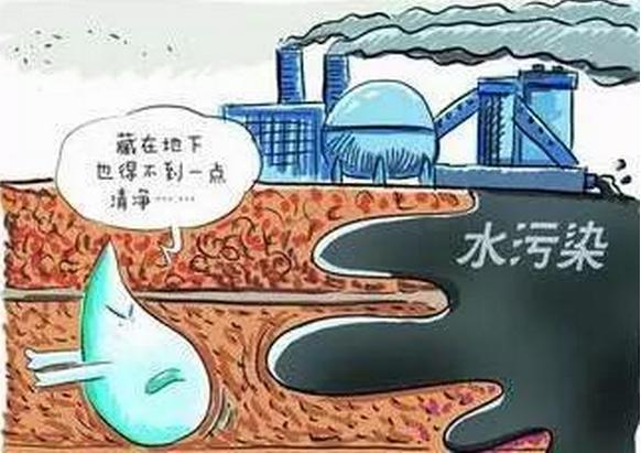 一滴污水的危害有多大?