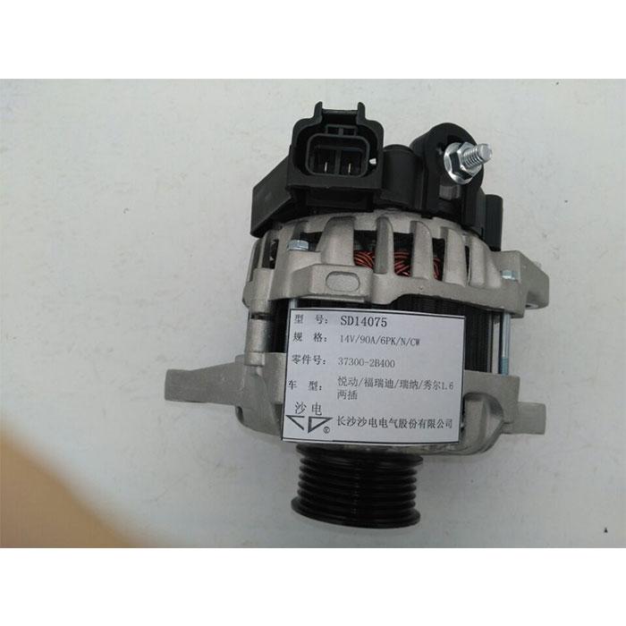 悦动瑞纳1.6发电机37300-2B400,SD14075