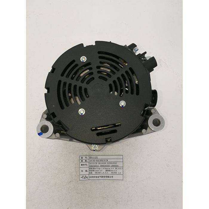 Zeta Ulysse 2.0發電機0123310010,CA1151IR,SD11121