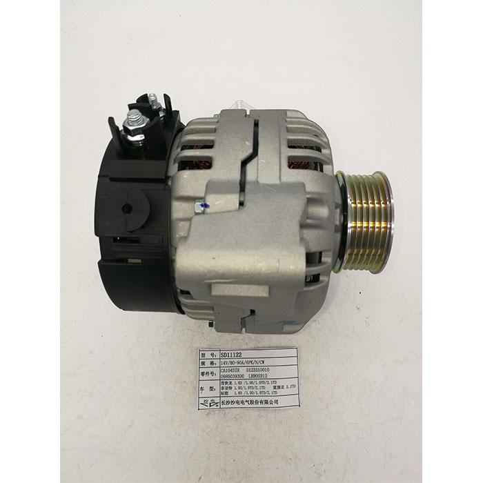 雪鐵龍1.8 1.9 2.0 2.1發電機0123310010,CA1043IR,SD11122