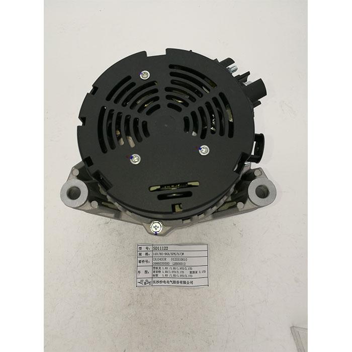 标志1.8 1.9 2.1发电机LRB00312,5705R5,SD11122