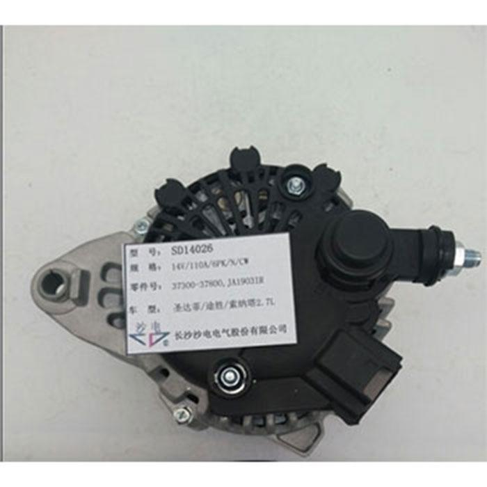 起亚狮跑2.7L发电机SD14026,3730037800,JA1903IR