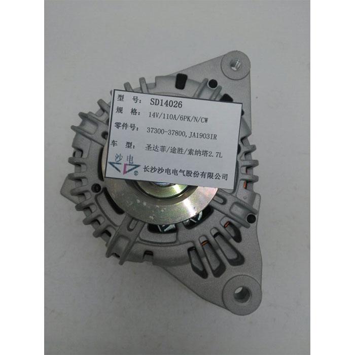 途勝索納塔2.7L發電機JA1903IR,37300-37800,SD14026