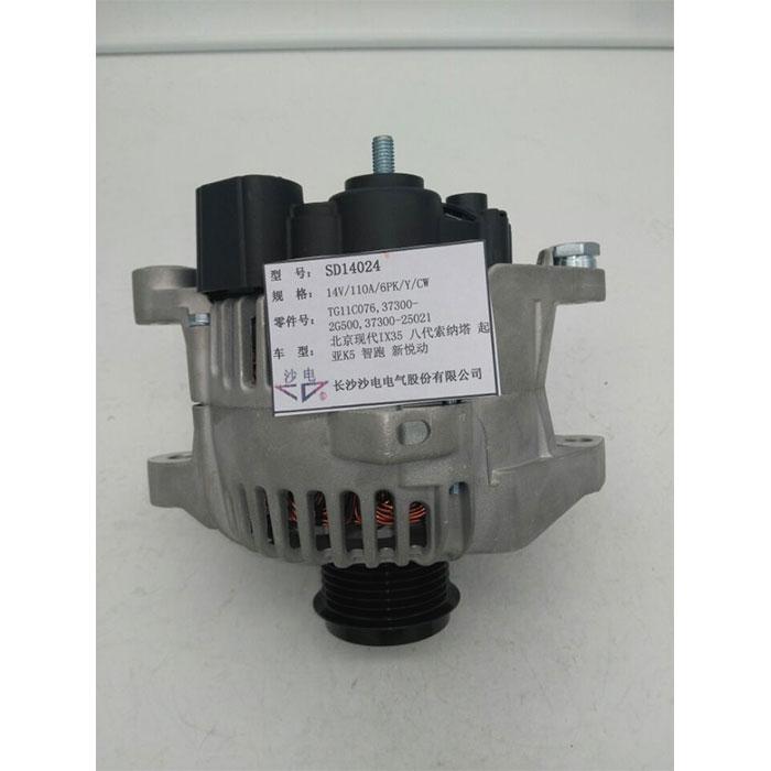 北京现代IX35索纳塔8新悦动发电机373002G500