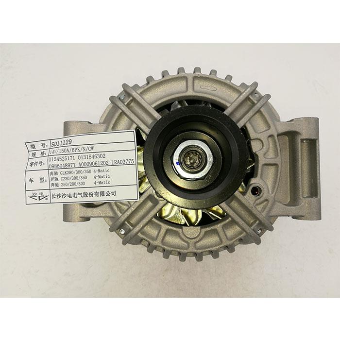 Benz alternator LRA03775 0124525171 A0009061202
